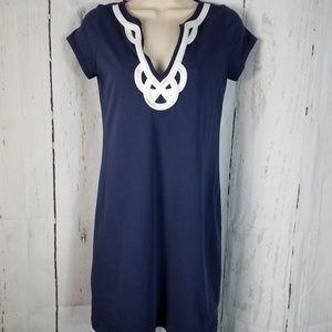 Lily Pulitzer s Pima Cotton T-Shirt Dress